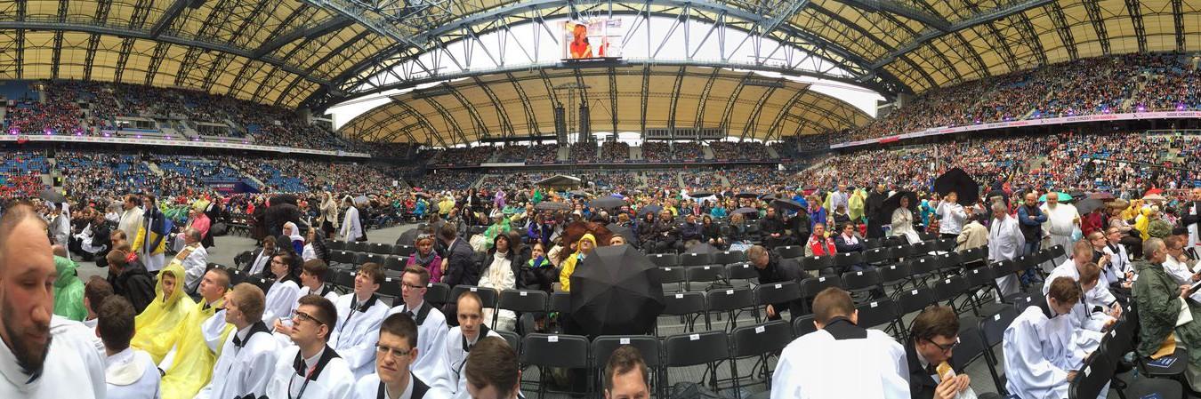 Jubileusz na stadionie